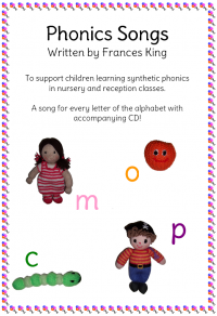 Phonics Songbook and CD